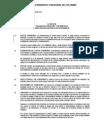 Resolucion Externa No. 5 de 2008 - 6 Encaje