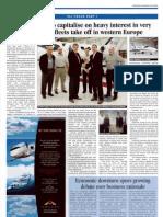 Blink Press 20080801 European Business Air News Page1