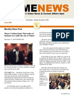 ONME News Print Version Issue 3 - Dec 19, 2016