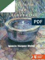 Historia de Almonaster - Ignacio Vazquez Molini