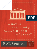 LIBRO - What is the Relationship between Church and State - R. C. Sproul.pdf