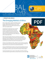 Global Perspectives October 2016