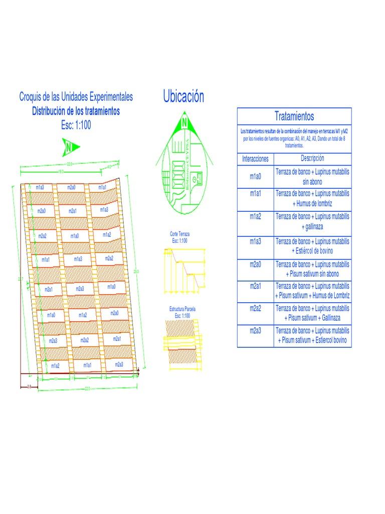 Croquis Terrazas Utc Completo