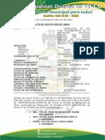 Acta de Recepción de Cochamarca2
