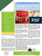 14 Newsletter 16th December 2016