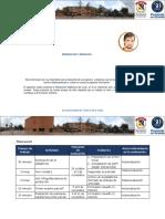 Planeación Didactica Producción y Procesos