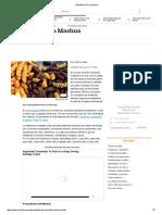 Beneficios de La Mashua