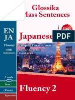 Campbell M Shirakawa Glossika Japanese Fluency 2 2015