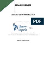 Analisis de Vulnerabilidad