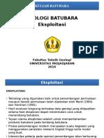 6. Ftg Kuliah Batubara Eksploitasi