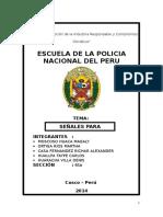 Monografia de Señales Para Comandos