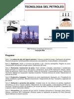 Química y Tecnología de Petróleo