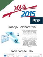 Presentación Opus 2015