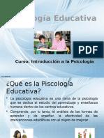 Sesión 6 Psicologia Educativa