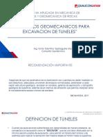 6.1 Conceptos Geomecanicos Para Tuneles Parte 1