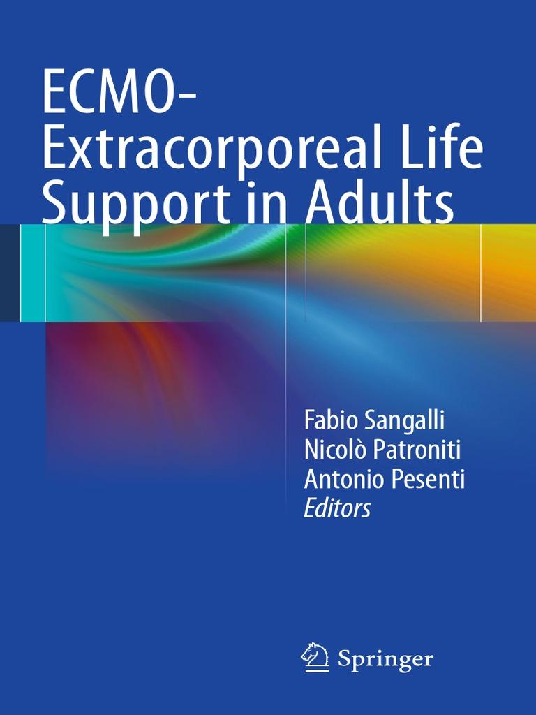 ECMO-Extracorporeal+Life+Support+in+Adul (estudio) | Health Care ...