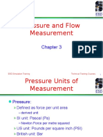 Chapter 3 - Pressure and Flow Measurement
