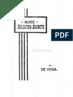 DeVega - More Selected Secrets.pdf