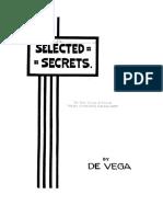 DeVega - Selected Secrets.pdf