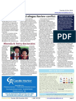 Pharmacy Daily for Tue 20 Dec 2016 - Guild alleges Review conflict of interest, TGA confirms codeine ruling, Rhonda