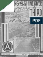 WWII 3rd Army Rhine Report