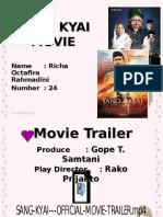 Sang Kyai Movie