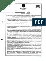 Resolucion 2031 de 2014