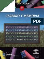 CEREBRO Y MEMORIA