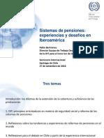 Presentacion Fabio Bertranou Director en Oficina Oit Cono Sur America Latina