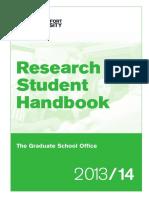 Research Handbook Final