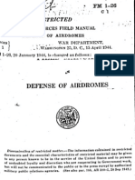 WWII Airdromes Defense History