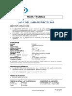 Laca Sellamate Piroxilina - Paracas