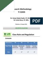 Reserach Methodology#1