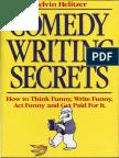 Comedy Writing Secrets.pdf