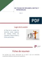 Sesion 14 Recopilacion de Informacion Fichas de Resumen Personales y Mixtas 39704
