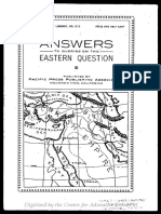 Answers to Queries on the Eastern Question