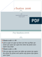 pay fixation 1-1-06