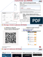 ISD Mobile User Guide for Subcon SE --Spanish-