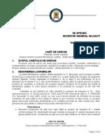 Caiet Sarcini Reparaţii Curente Inst.sanitare Grupuri Sanitare MJ