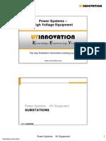 II-03 - SA - Power Systems - HV Equipment.pdf