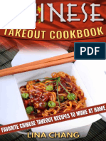 Chinese Takeout Recipe