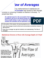 Flaw of Averages.ppt