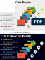 3D Process Flow Diagram PGo