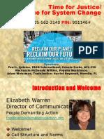 National TPP Call September 20, 2015