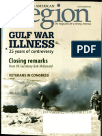 American Legion - January 2017 Cover story - Gulf War Illness