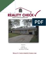 Sample Report 2016