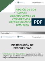 Distribuciones de Frecuencias y Graficas