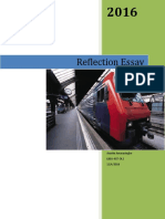 critical reflection essay-1