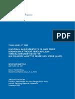Klasifikasi Kabupaten Kota Di Jawa Timur Berdasarkan Tingkat Pengangguran Terbuka Dengan Pendekatan Multivariate