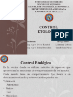 Seminario de Control Etologico